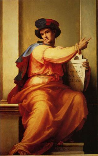 Fra Bartolommeo (di Pagholo del Fattorino) - The Prophet Isaiah