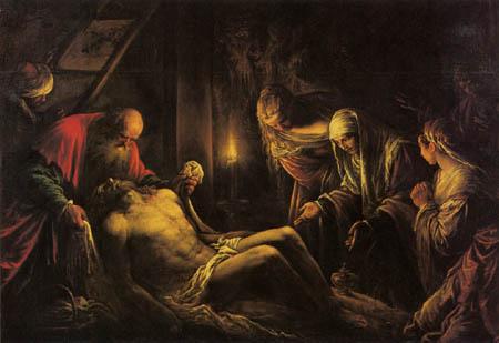 Jacopo Bassano - Piety