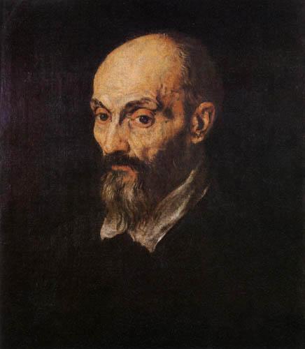 Jacopo Bassano - Greiser Mann