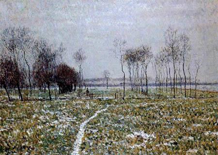 Paul Baum - First snow