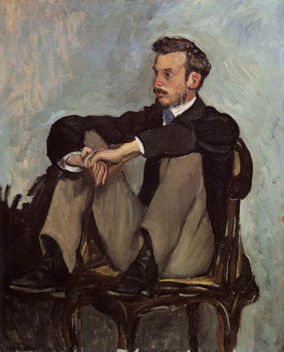 Jean-Frédéric Bazille - Renoir