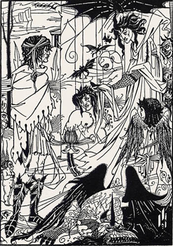 Aubrey Vincent Beardsley - Dreams