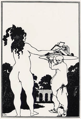Aubrey Vincent Beardsley - The Book