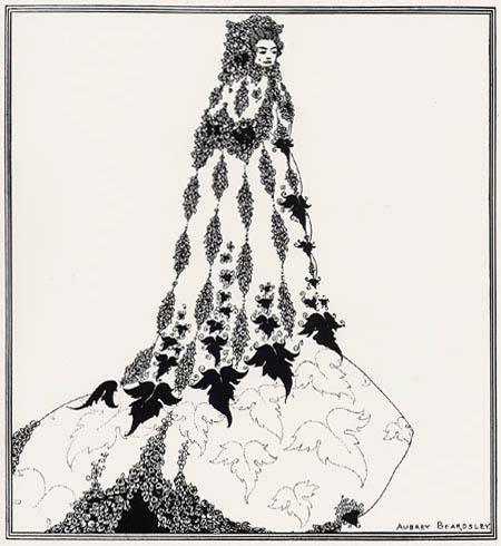 Aubrey Vincent Beardsley - A Suggested Reform in Ballett Costume