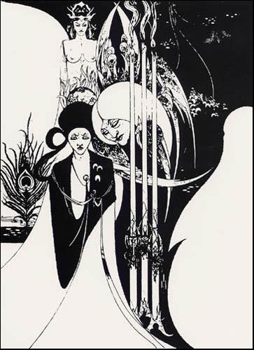 Aubrey Vincent Beardsley - A Neophyte and the Black Art