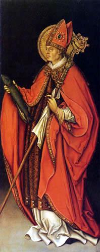 Leonhard Beck - Saint Ulrich