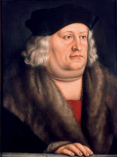 Barthel Beham - Duke Albrecht IV of Bavaria