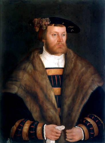 Barthel Beham - Wilhelm IV. Herzog von Bayern