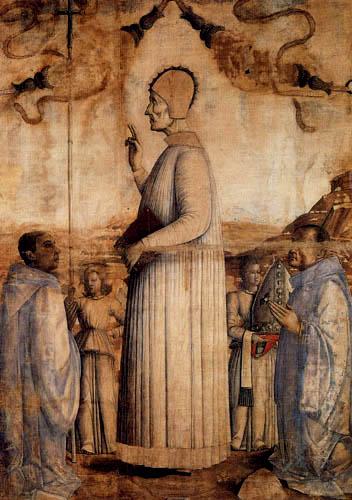 Gentile Bellini - Beato Lorenzo Giustiniani