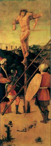 Giovanni Bellini (Giambellino) - Los dos ladrones, derecha