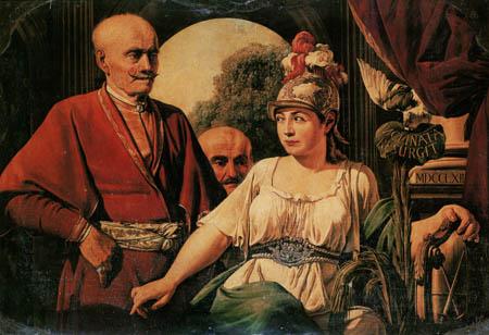 Bernardo Bellotto, Belotto (Canaletto) - Inclinata Resurgit