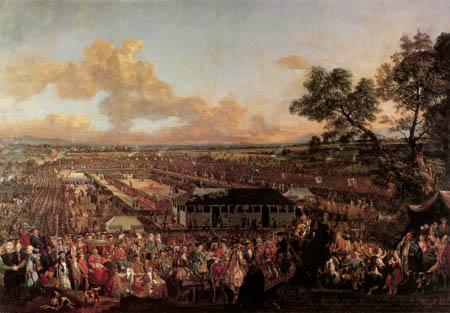 Bernardo Bellotto, Belotto (Canaletto) - Stanisław II August Poniatowski