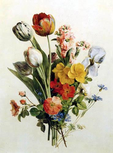 Antoine Berjon - Flowers