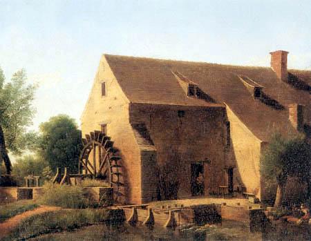 Jean-Victor Bertin - The Mill