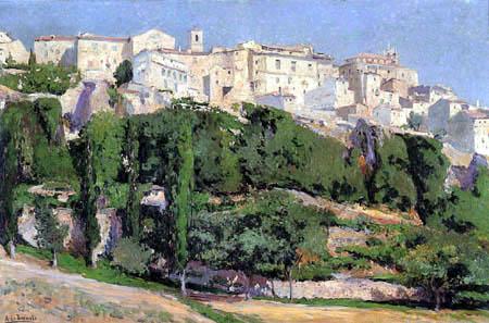 Aureliano de Beruete y Moret - Cuenca