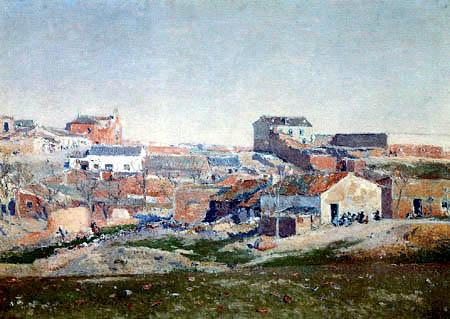 Aureliano de Beruete y Moret - In der Umgebung von Madrid