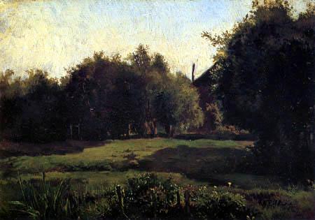 Albert Gerard Bilders - Farm near Wolfheze