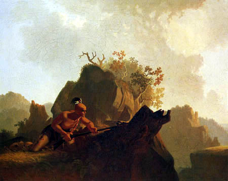 George Caleb Bingham - The hidden opponent
