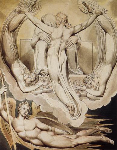 William Blake - Christ the Redeemer