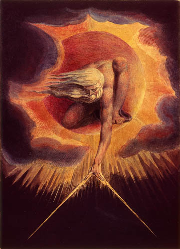 William Blake - From old times