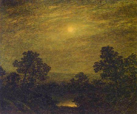 Ralph Albert Blakelock - Clair de lune