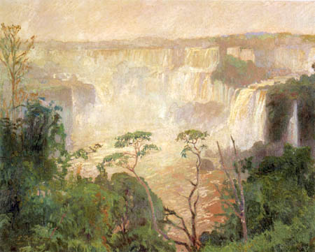 Pedro Blanes - Waterfalls of Iguaçu