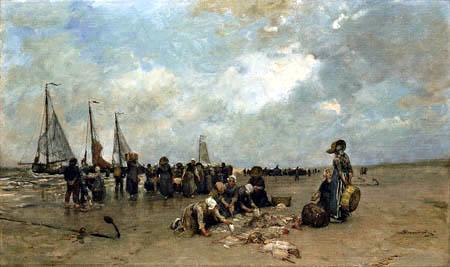 Bernardus Johannes Blommers - Fresh Sea Fish