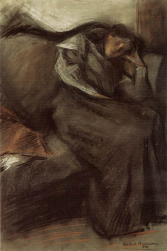 Umberto (Humberto) Boccioni - Rest