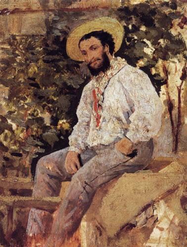 Giovanni Boldini - Diego Martielli in Castiglioncello