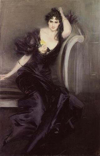 Giovanni Boldini - Lady Colin Campbell