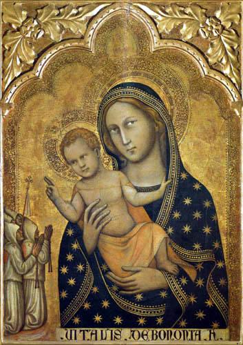Giovanni da Bologna (Giambologna) - Madonna dei Battuti