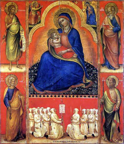Giovanni da Bologna (Giambologna) - Madonna dell´Umiltà