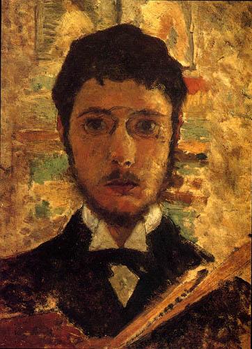 Pierre Bonnard - Selfportrait