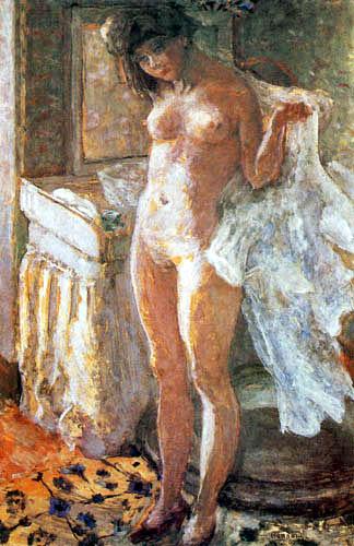 Pierre Bonnard - Nu feminin