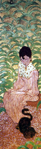 Pierre Bonnard - Women in the garden 2