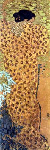 Pierre Bonnard - Robe de chambre
