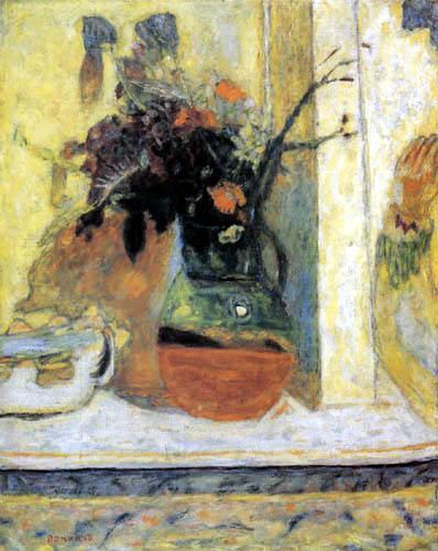 Pierre Bonnard - Fleurs