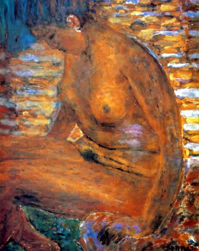 Pierre Bonnard - Nude