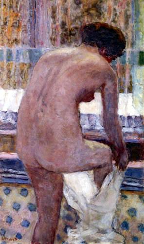 Pierre Bonnard - Weiblicher Akt