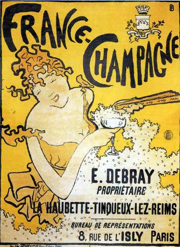 Pierre Bonnard - France Champagne
