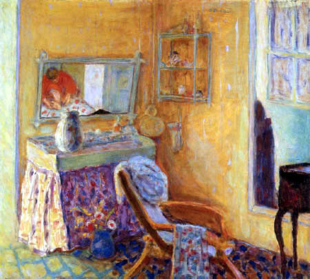 Pierre Bonnard - Interieur