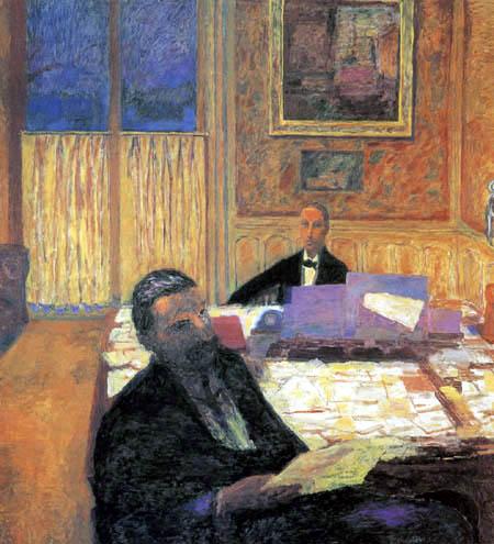 Pierre Bonnard - Josse und Gaston Bernheim