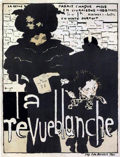 Pierre Bonnard - La Revue Blanche