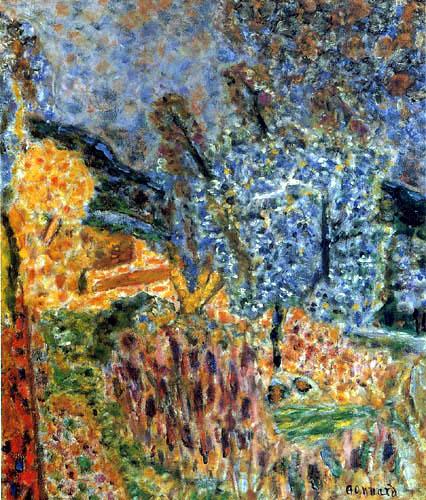 Pierre Bonnard - Landscape of Cannet