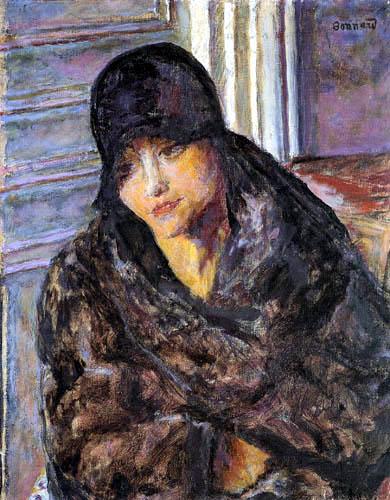 Pierre Bonnard - Maria Lani