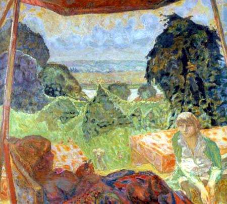 Pierre Bonnard - Sommer in der Normandie