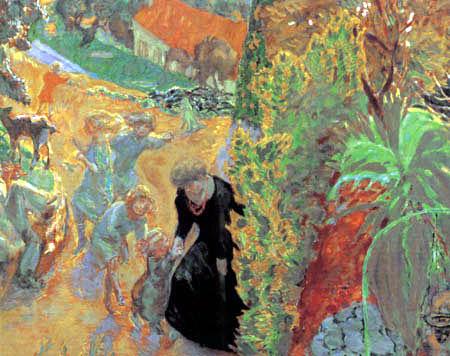 Pierre Bonnard - Summer, Dance