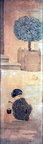 Pierre Bonnard - L'enfant avec le jouet