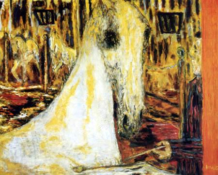 Pierre Bonnard - Das Zirkuspferd