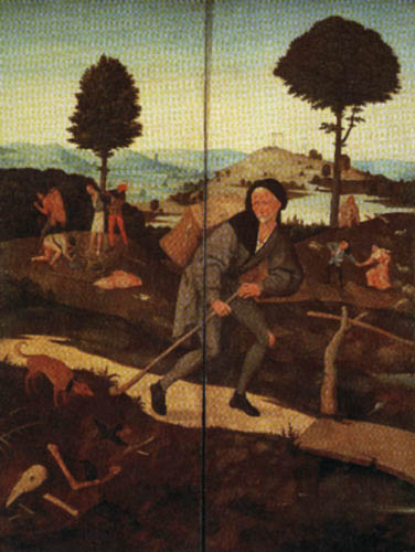 Hieronymus Hieronymus - The Wanderer